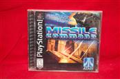 Missile Command PS1 (Sony PlayStation 1, 1999) PS1